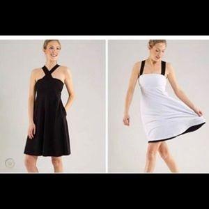 Lululemon lulu de loop reversible dress XS ?